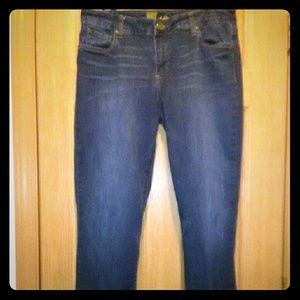 BOGO Kut From The Kloth Stretch Skinny Jeans EUC!